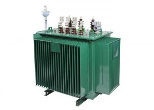 China S11-630KVA Oil Immersed Transformer 10KV Custom Power Transformer High Efficiency on sale