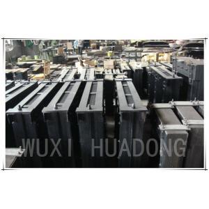 China Molde permanente del grafito continuo que echa 3000 kilogramos para las tiras on sale