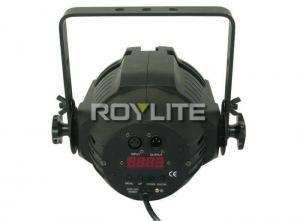 China 54 x 3w RGBW color LED Par Cans Bar Lights With 25° Beam Angle , par LED light on sale