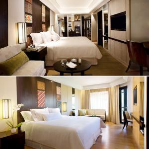 China Good quality hot sale hotel bedroom MDF wood furniture on sale