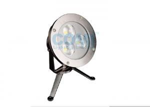 China R5W0324 24V 3 * 4 W CITIZEN COB LED Underwater Spot Flood Light Bracket & Tripod 360 Degree Adjustable on sale