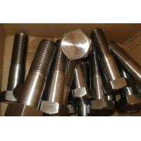 China ASME B18.2.1 S32750 Duplex Steel Fasteners Hex Bolt With Partial Thread DIN931 on sale
