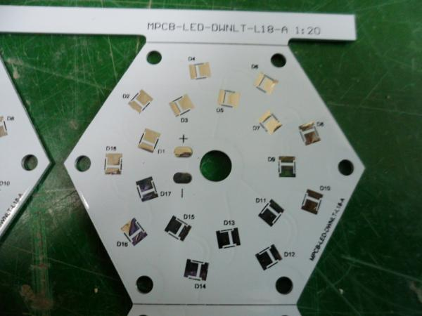 professional single side led lighting pcb led printed circuit board rh ledlightpcb sell everychina com
