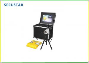 China Mobile Camera CCD Under Vehicle Inspection System For Detecting Explosive And Bomb on sale