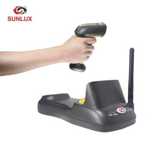 China ABS PC Shell Industrial 2d Barcode Scanner 600m Communication Distance on sale