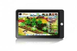 China Capactive Multi-Touch Screen Tablet pc with wifibuilt-in 3G model1.3MP(KZ-PB7003) on sale