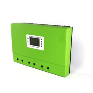 China MMPT Solar Power Inverter 100A Current 12V / 24V With 3 Years Warranty on sale