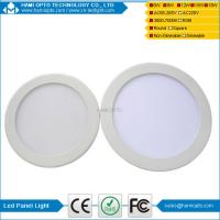 New 9W Round LED Panel Light Surface Mounted Ceiling Down Light Lamp Warm White