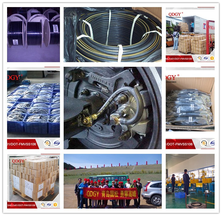 stainless steel braided flexible metal hose