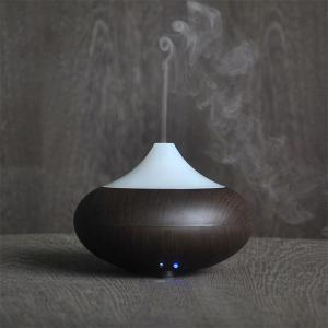 China Electric Household Essential Oil Wood Diffuser Indoor Humidification Ultrasonic Air Aromatherapy on sale