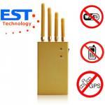 Mini brouilleur de signal de GPS/dresseur satellites EST-808KF pour des véhicules, 30dBm