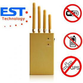 Cell phone blocker - China Newest Model Cpjp10 Muti-Frequen⪞ Ies with Full Band Signal Jammers &⪞ Apdot; /≃ /4G Cellphone/Gpsl1/WiFi/&⪞ Apdot; . 4G/5g/Loja⪞ K - China Portable 10 Antennas Signal Blockers, Pocket Full Band Jammer Cpjp10