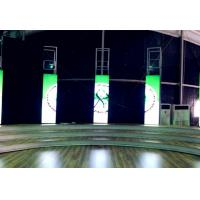"""Long Life 55"""" TFT LCD Screen , Small LED Display Board 3.7mm For Live Show / Lobbies"""