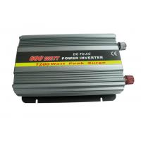 China Car Modified Sine Wave Power Inverter 50Hz 12V DC With CE on sale