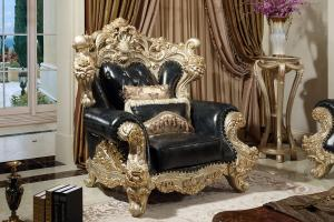 ... Quality Luxury Classic Living Room Sofa Sets Online Direct Sales Price  By Beech Wood For Sale ...