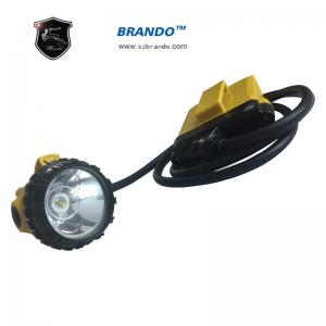 China Brando KL12LM Hot Sale  Super Long Working Time Coal Mine Tunnel Lighting MSHA Cap Lamp on sale