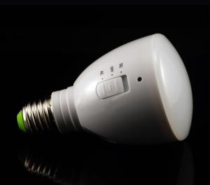 China Rechargeable LED magic bulb on sale