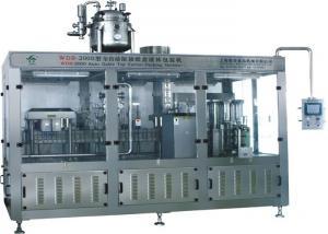 China Termine a linha de processamento pequena alta velocidade do leite pasteurizado do projeto da Volta-Chave de 5T/H on sale