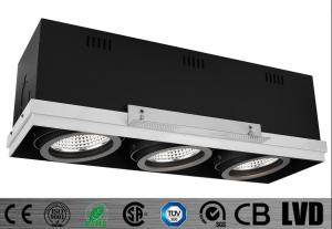 China IP20 high lumen 720mA dimming led downlights , recessed downlight led Wall on sale
