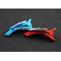 Custom cheap different cartoon plastic hair pins for women girls children hair manage cute cartoon shape hair clip pins