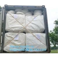wholesale polypropylene woven plastic jumbo bag pp big bag for sand, building material,circular big fibc bags pp woven f