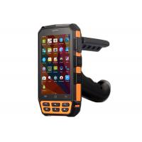 Handheld Android Mobile Barcode Scanner RFID HF UHF Reader PDA with Pistol Grip