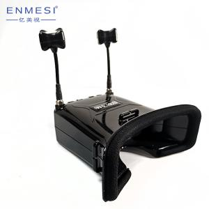 China 600mAh Battery FPV Drone Goggles HD Camera 48 Channes Custom Different Size For Fishing on sale