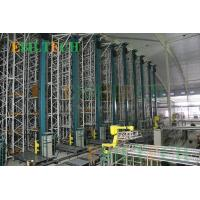 Intelligent Asrs Automated Storage Retrieval System With Warehouse Rack EBILTECH