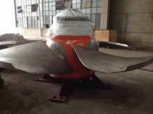 China Vertical Kaplan Hydro Turbine 100KW - 30MW For Power Station on sale