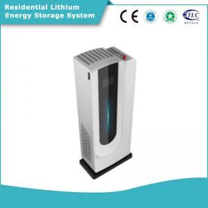 China Lithium Energy Storage Household Battery Backup System Single Phase 2000 Cycle Life on sale