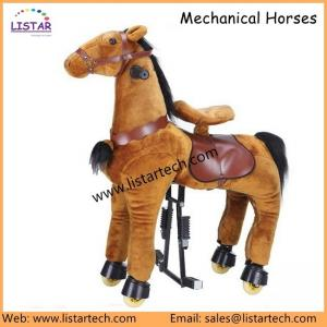 China Ride On Horse, Ride On Pony, Riding Horse, Riding Pony, Walking horse toy for Amusement wholesale