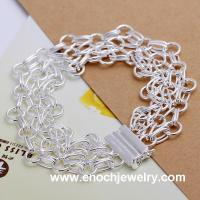 Attractive Accessory 925 Silver Links Bracelets Jewelry