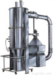 China Continuous Spray Industrial Drying Machine With Multi - Fluid Atomizer on sale