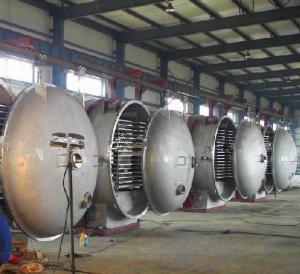 China VFD Vacuum Freeze Dryer Plant Machineequipment on sale