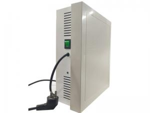 China Multifunction Wireless Cell Phone Signal Jammer 10 Inner Antennas With White Color on sale