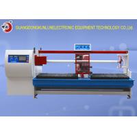Single Shaft Adhesive Tape Cutting Machine Automatic Die Cutter For Sealing Tape