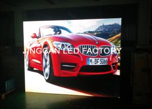 Quality Full Color P3.91 Indoor Led Video Wall Rental 500x1000x75mm Cabinet Size for sale