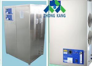 China High Concentration Corona Ozone Generator Machine Intelligent Control on sale
