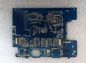 China 6 Layers 1.2mm Custom PCB Boards and FR-4 PCB Assembly Services on sale
