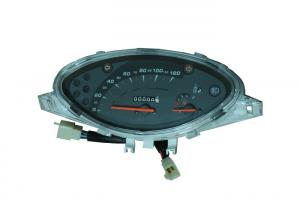 China Copper Wire Motorcycle Speedometer Kit WEB100  Aftermarket Motorcycle Meter on sale