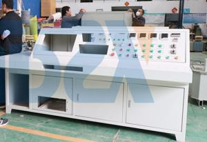 China Full Automatic Transformer Testing Equipment Electrical Test Bench Vltage 0.1-500v on sale