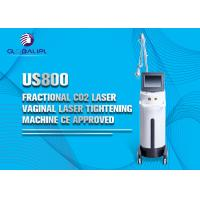 China 3 In 1 Co2 Fractional Laser Equipment / Safe Painless Vaginal Tightening Machine on sale