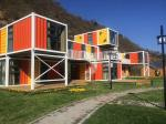 Living  Container House Prefab ,    Portable  Recycled Shipping Container Homes