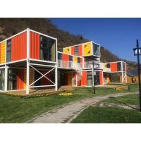 Office   Pre Manufactured Container Homes  , Portable Prefab Cargo Container Homes