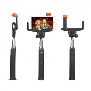 China Plastic Wireless Bluetooth Selfie Stick Monopod for iOS and Android Smart Phone on sale
