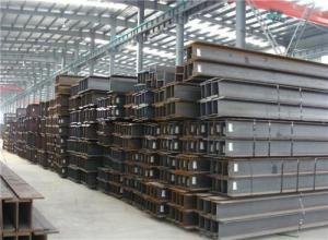 Quality 900 x 300 mm Low Weight Steel H Channel , H Shape Steel Beam Carbon for sale