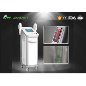 Vente directe d'usine ! machines superbes de laser d'épilation de shr de chargement initial d'entrée 3000W de puissance d'approbation élevée de la CE