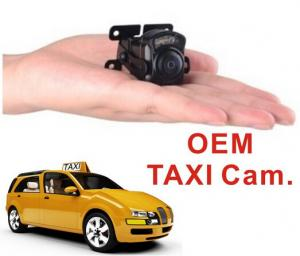 China 700TVL DC12V Mini Hidden Cameras In Cars With IR Audio Car Camera System on sale