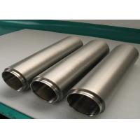 High Temperature Molybdenum Tube Boiler Tube For Silicon Controlled Rectifier Diodes