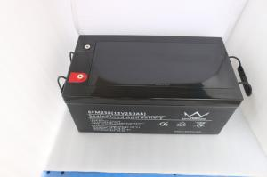 China High Capacity 12 Volt Sealed Lead Acid Battery / Small Lead Acid Battery on sale